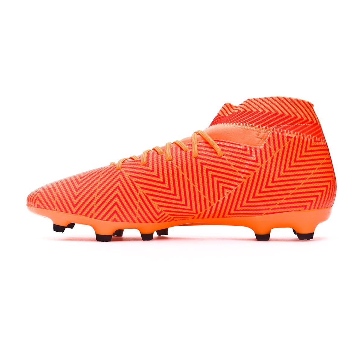 Red Black Solar Foot Fg Adidas Chaussure 3 18 De Zest Nemeziz DIWH2YE9