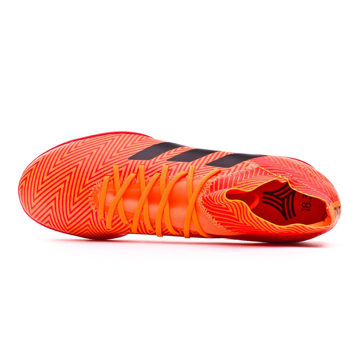 03ea25e98 Football Boot adidas Nemeziz Tango 18.3 Turf Zest-Black-Solar red - Tienda  de fútbol Fútbol Emotion