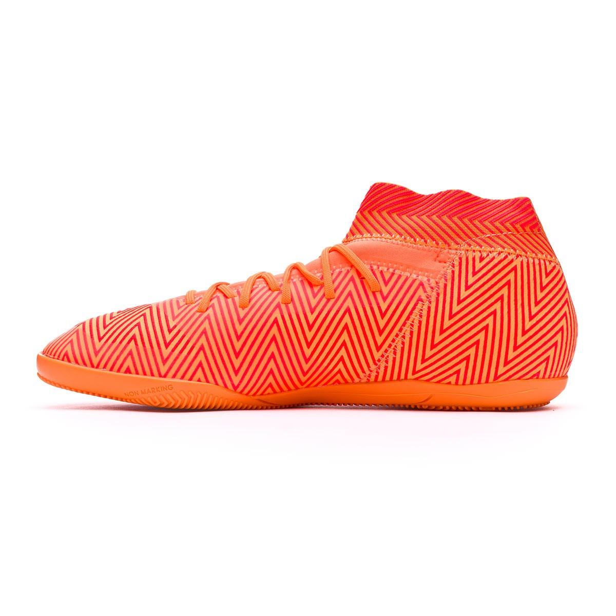 8e586732d Futsal Boot adidas Nemeziz Tango 18.3 IN Zest-Black-Solar red - Tienda de  fútbol Fútbol Emotion