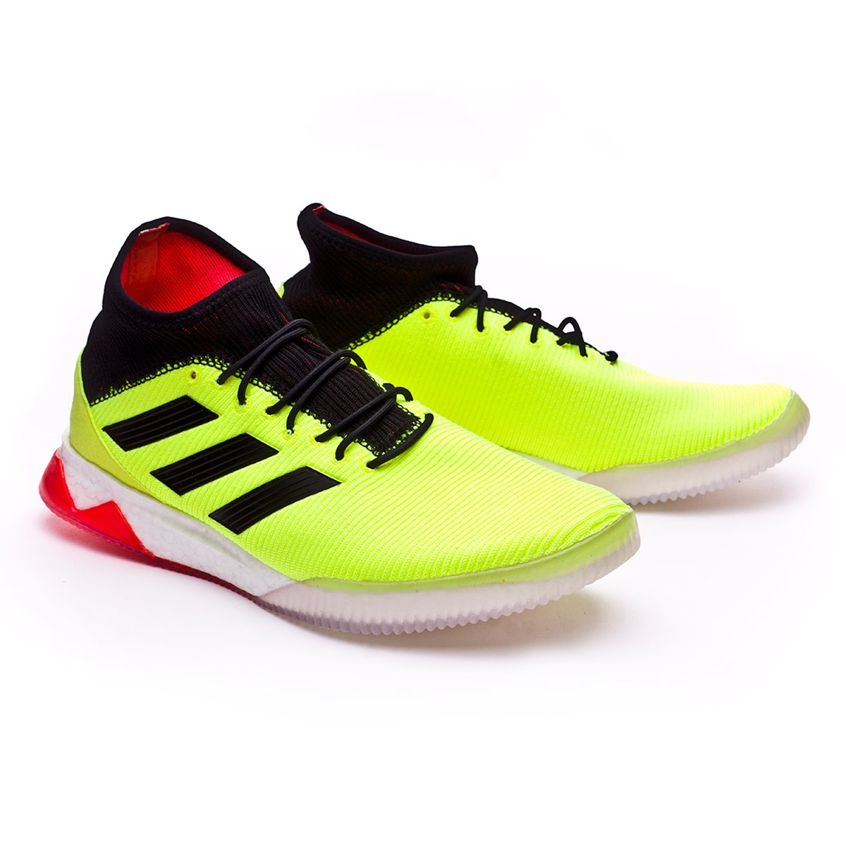 fe252d5d2f0 adidas Predator Tango 18.1 TR Trainers. Solar yellow-Black-Solar red ...