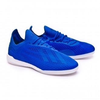 Trainers  adidas X Tango 18.1 TR Foot blue-Solar yellow