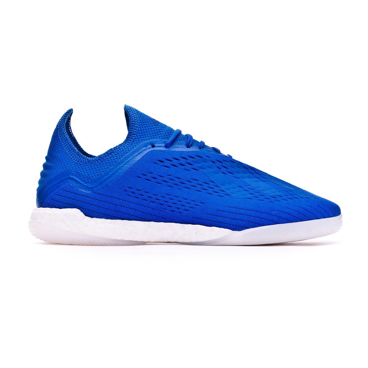 3c5a8007bcd2 Trainers adidas X Tango 18.1 TR Foot blue-Solar yellow - Football store  Fútbol Emotion