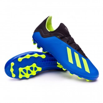 X 18.3 AG Foot blue-Solar yellow-Black