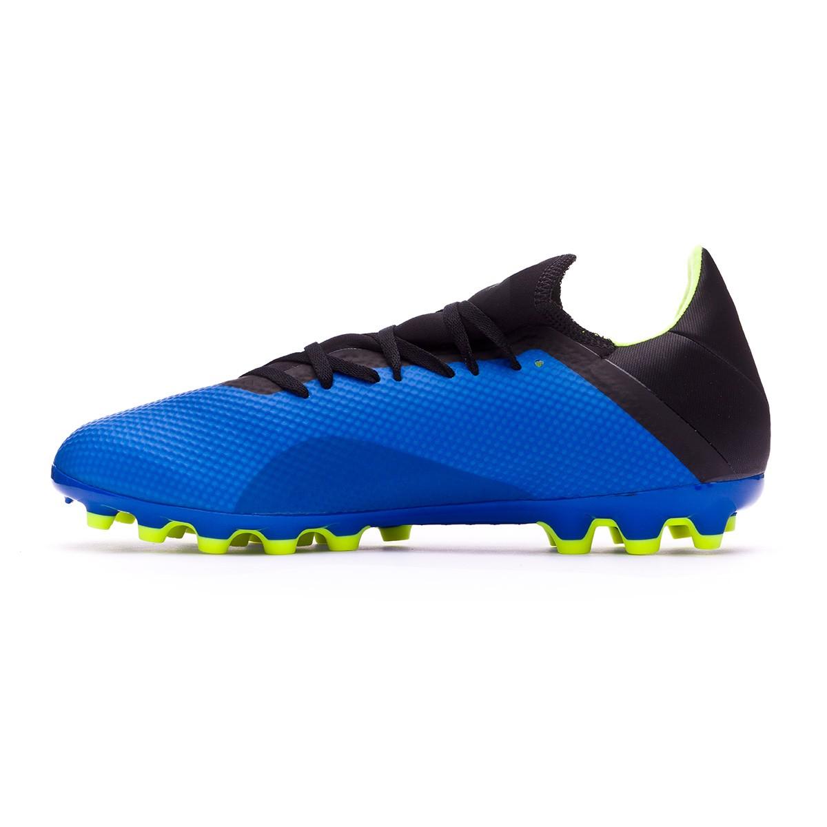 Chaussure de foot adidas X 18.3 AG
