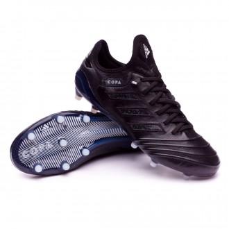 Bota  adidas Copa 18.1 FG Core black-White