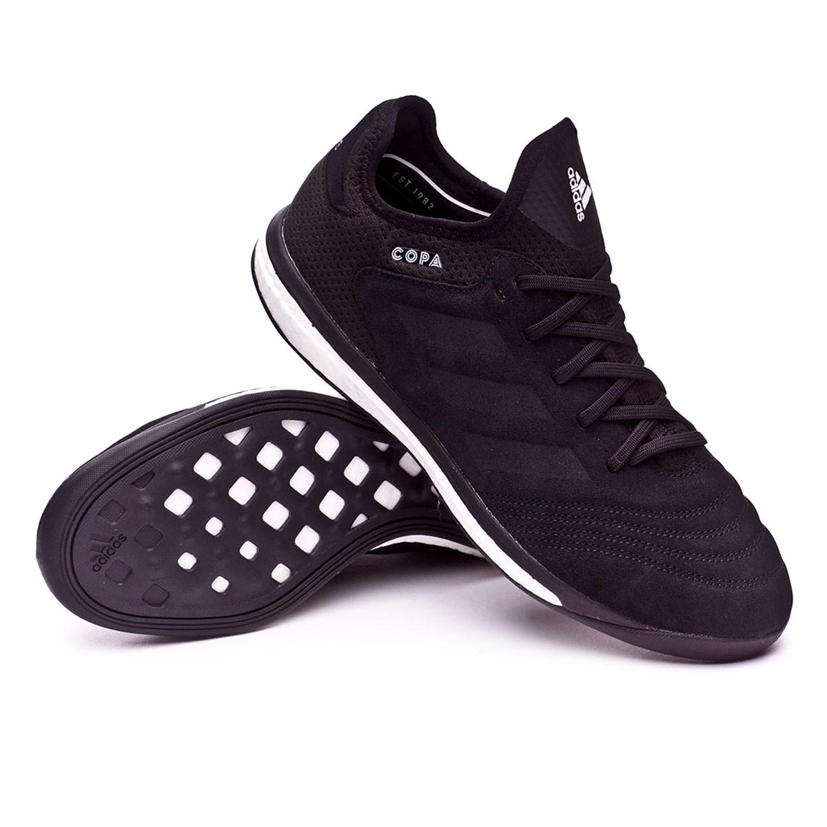 Zapatilla adidas Copa Tango 18.1 TR Core black-White - Leaked soccer a4301d62791f1