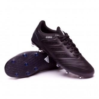 Bota  adidas Copa 18.2 FG Core black-White