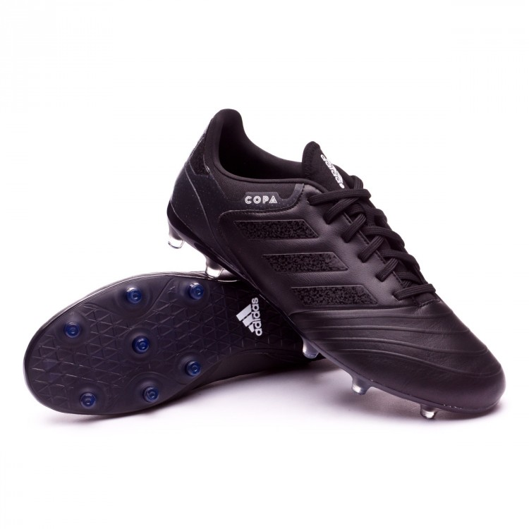 c453db3865ef Boot adidas Copa 18.2 FG Core black-White - Leaked soccer