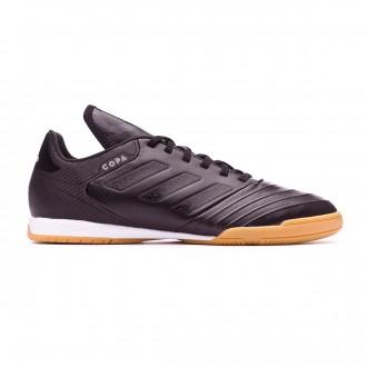 Tenis  adidas Copa Tango 18.3 IN Core black-White