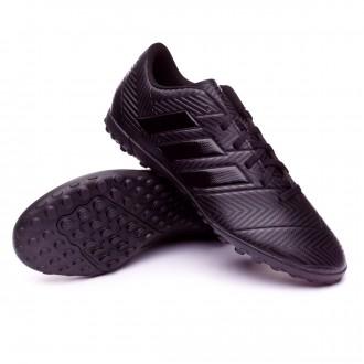 Zapatilla  adidas Nemeziz Tango 18.4 Turf Core black-White