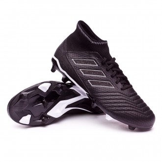 Scarpe calcio  adidas Predator 18.3 FG Core black-White