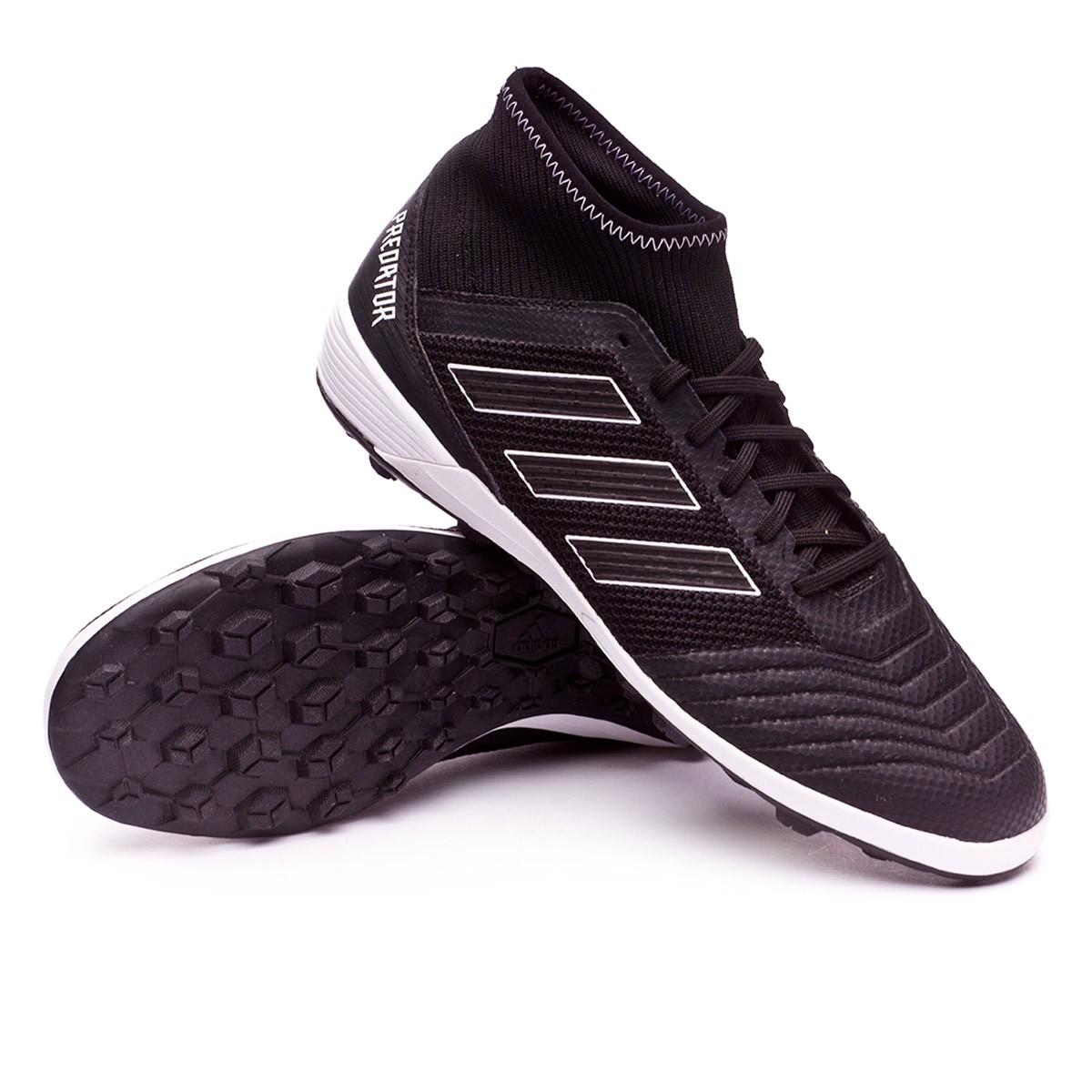 e412c5494 Football Boot adidas Predator Tango 18.3 Turf Core black-White - Football  store Fútbol Emotion