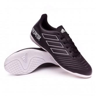 Futsal Boot  adidas Predator Tango 18.4 IN Core black-White