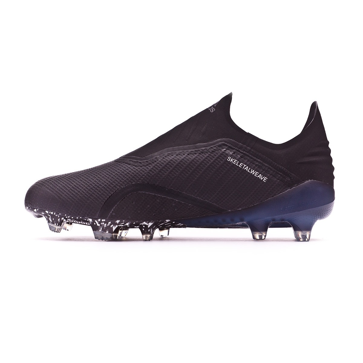 bb1d9991c Football Boots adidas X 18+ FG Core black-White-Solid grey - Football store  Fútbol Emotion