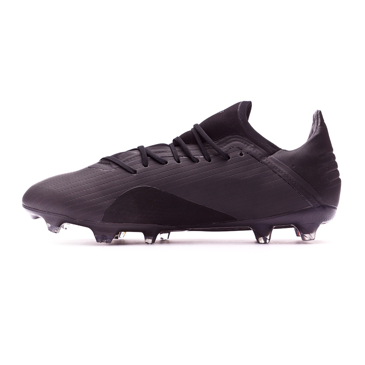 a034c936932d Boot adidas X 18.2 FG Core black-White-Solid grey - Leaked soccer