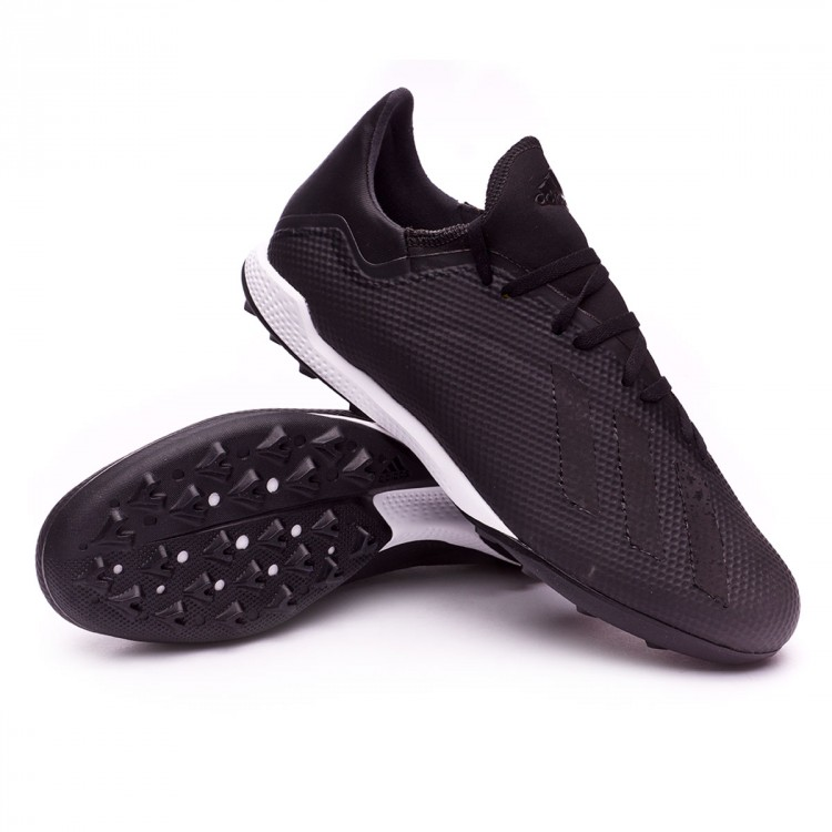 official photos 28d13 6dcfa Zapatilla X Tango 18.3 Turf Core black-White