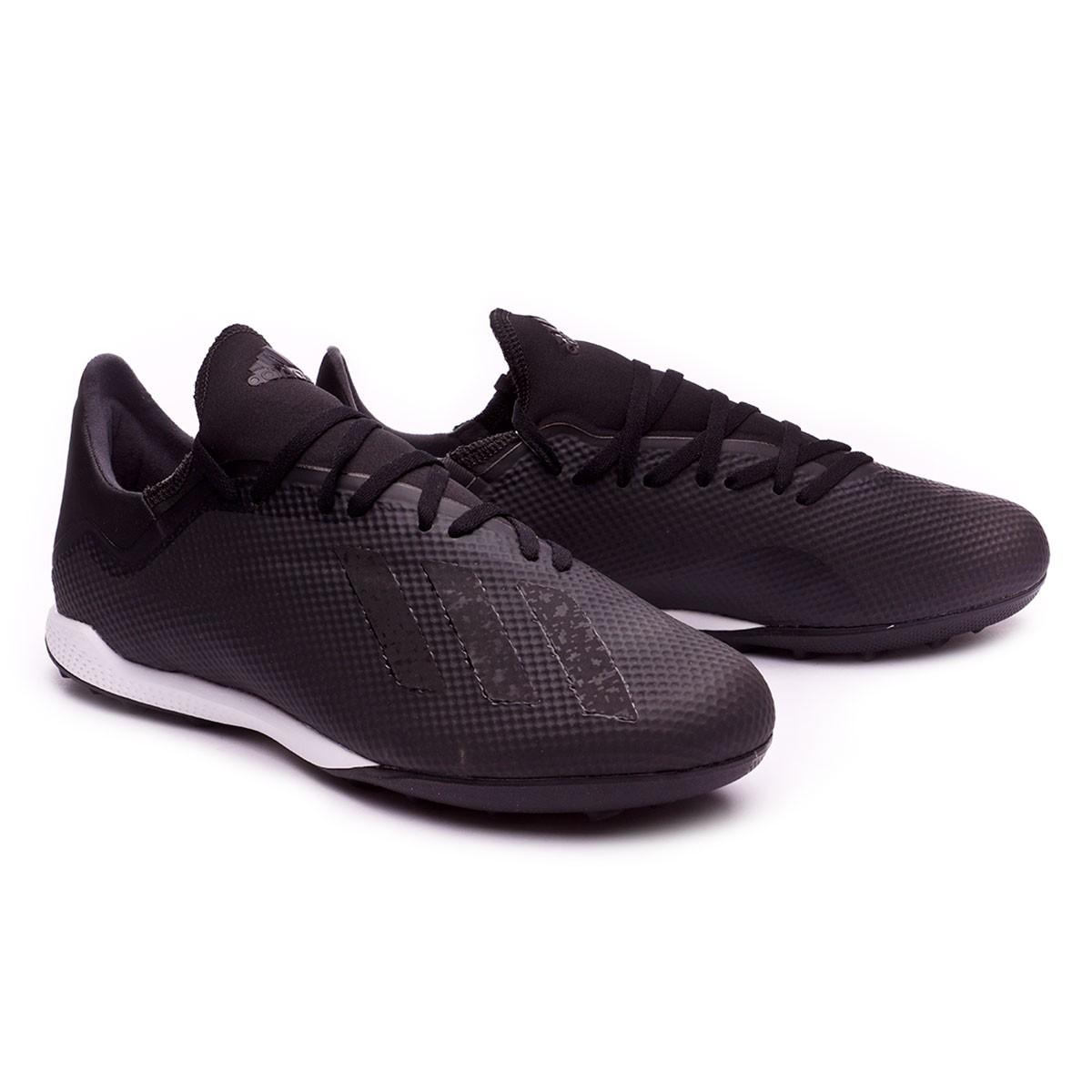 887222739 Football Boot adidas X Tango 18.3 Turf Core black-White - Football store  Fútbol Emotion