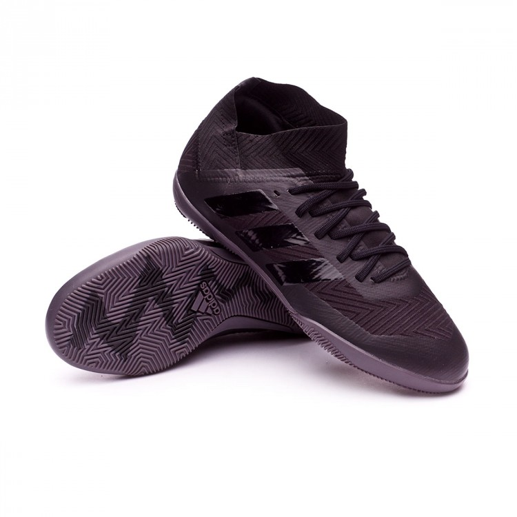 Chaussure de futsal adidas Niño Nemeziz Tango IN Niño adidas Core Noir a42882