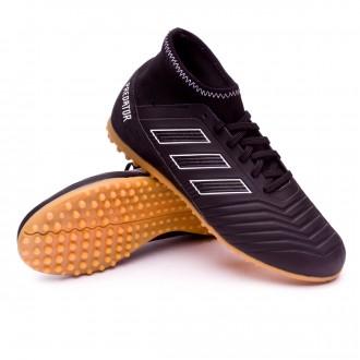 Zapatilla  adidas Predator Tango 18.3 Turf Niño Core black-White