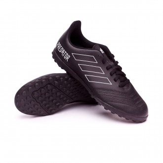 Chaussure de football  adidas Predator Tango 18.4 Turf Niño Core black