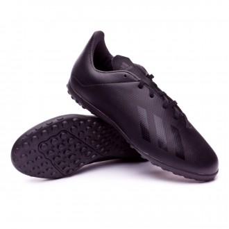 Zapatilla  adidas X Tango 18.4 Turf Niño Core black-White