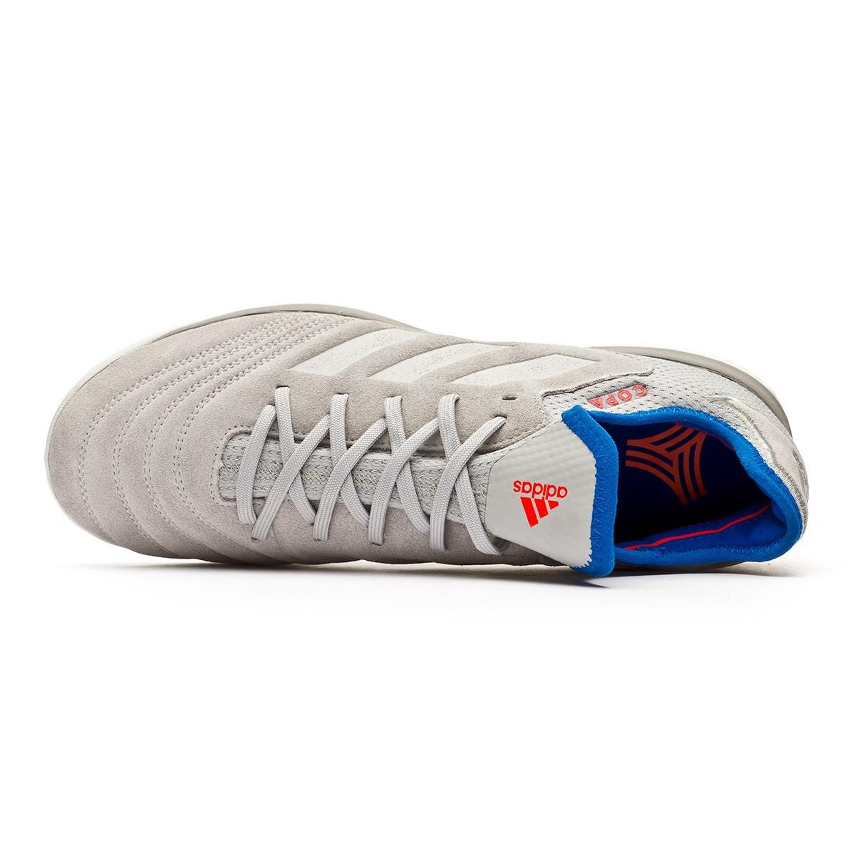 Zapatilla adidas Copa Tango 18.1 TR Grey-Football blue - Leaked soccer 39c868128adf1