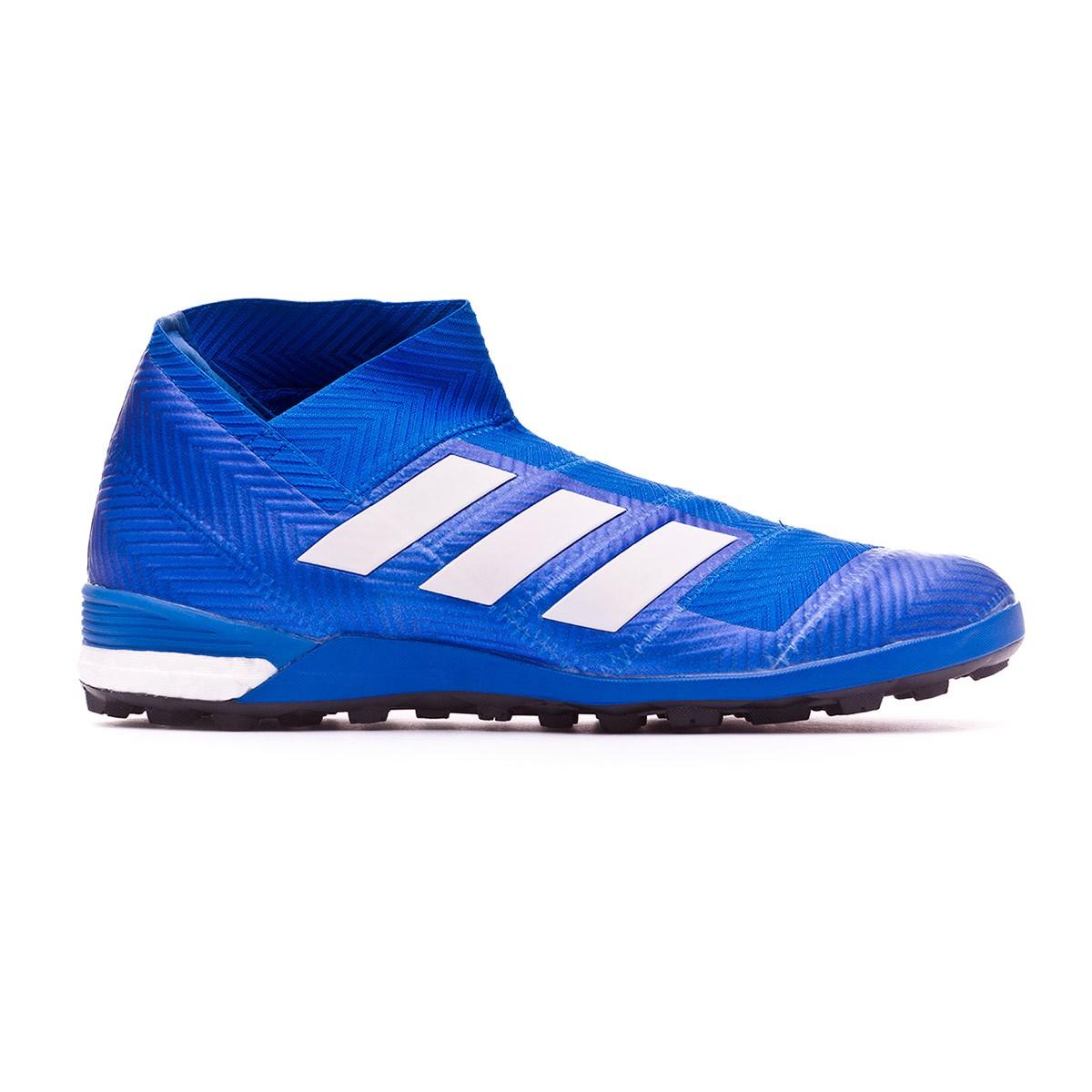 15d9cd88890a Football Boot adidas Nemeziz Tango 18+ Turf Football blue-White - Tienda de  fútbol Fútbol Emotion