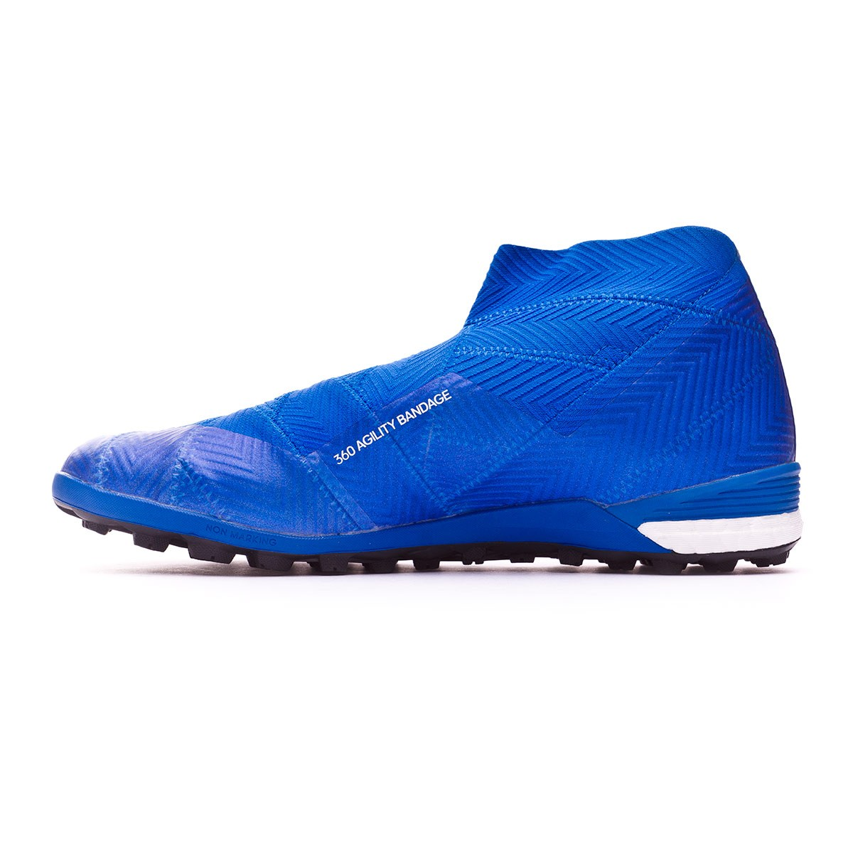5d062d2622da Football Boot adidas Nemeziz Tango 18+ Turf Football blue-White - Leaked  soccer