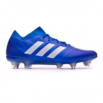 Bota adidas Nemeziz 18.1 SG Football blue-White