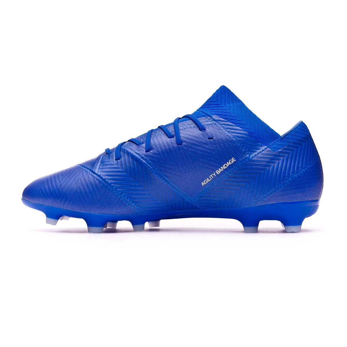 8613e337984f Football Boots adidas Nemeziz 18.2 FG Football blue-White - Football store  Fútbol Emotion
