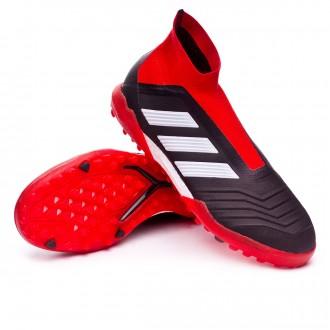 Football Boot  adidas Predator Tango 18+ Turf Core black-White-Red
