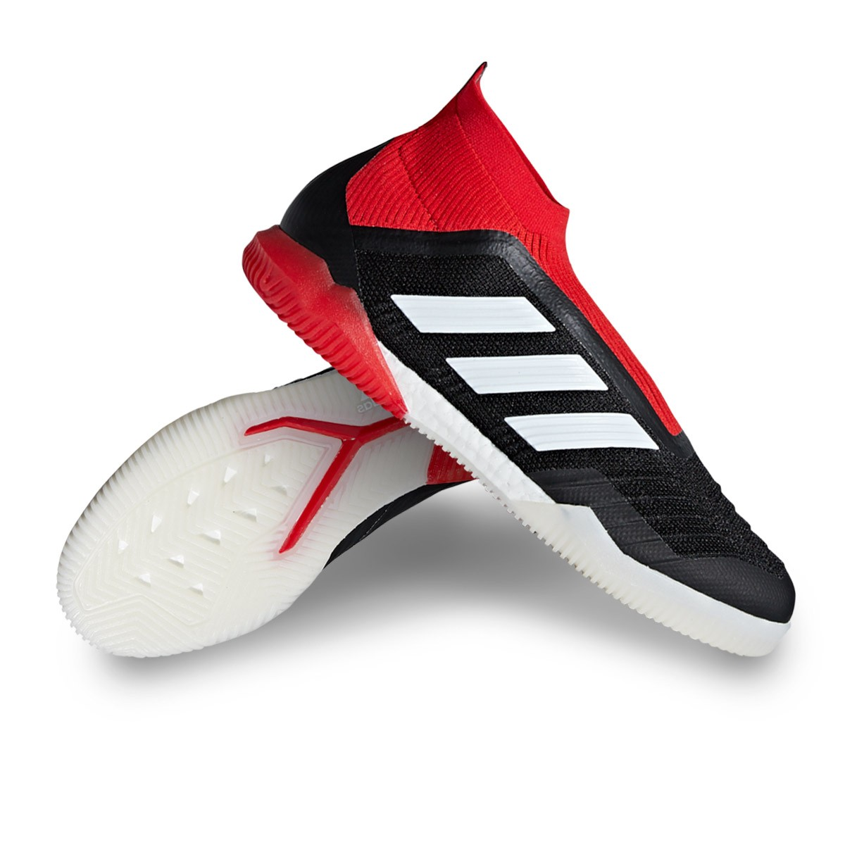 d34660561 Futsal Boot adidas Predator Tango 18+ IN Core black-White-Red - Leaked  soccer