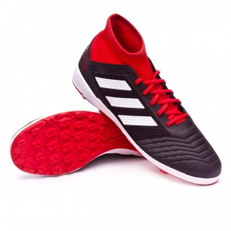 Sapatilhas  adidas Predator Tango 18.3 Turf Core black-White-Solar red