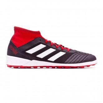 Zapatilla  adidas Predator Tango 18.3 Turf Core black-White-Solar red