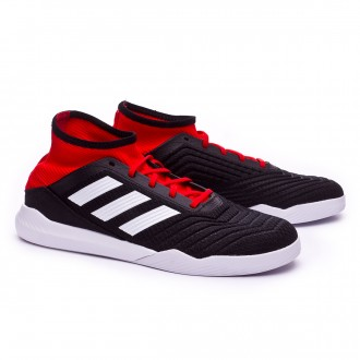 Futsal Boot  adidas Predator Tango 18.3 TR Core black-White-Red
