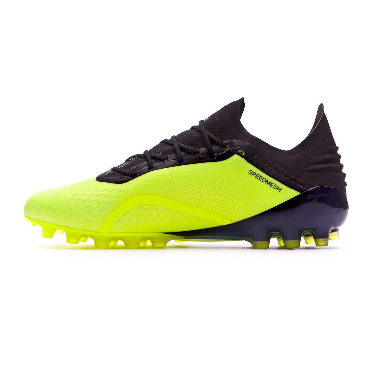 sports shoes 63d8e cfff9 Football Boots adidas X 18.1 AG Solar yellow-Core black-White - Football  store Fútbol Emotion