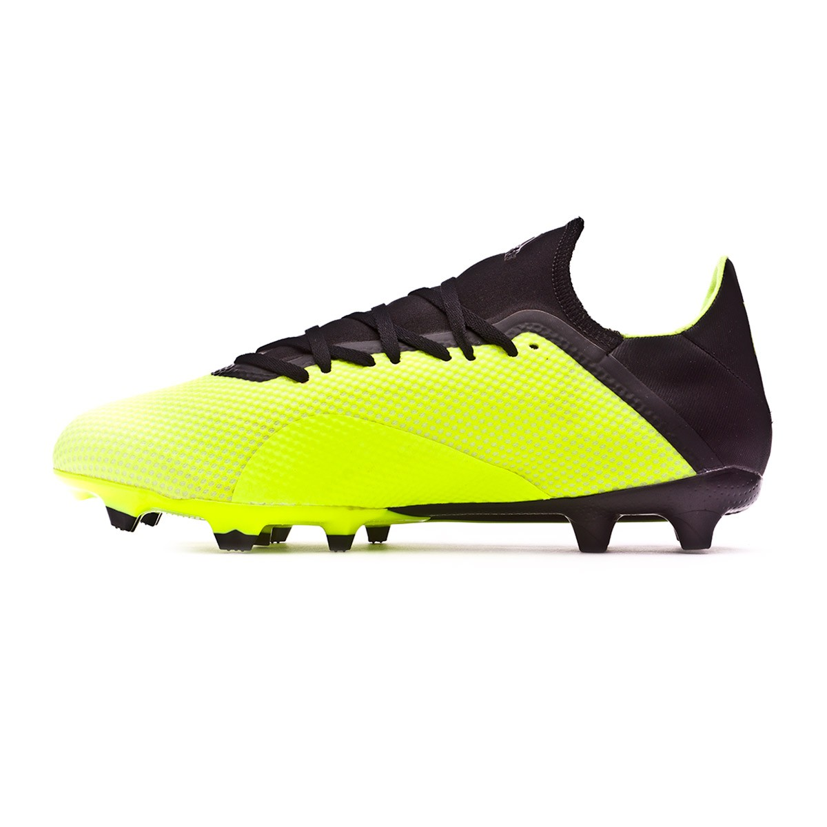 958d5af5d Football Boots adidas X 18.3 FG Solar yellow-Core black-White - Tienda de  fútbol Fútbol Emotion