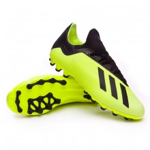 Bota X 18.3 AG Solar yellow-Core black-White
