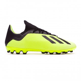 Bota  adidas X 18.3 AG Solar yellow-Core black-White