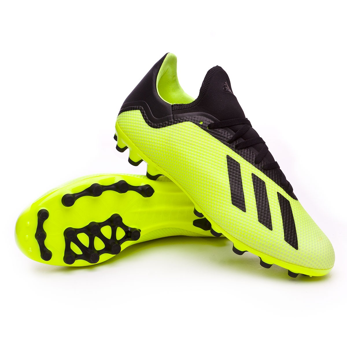 new styles 25f68 84517 Boot adidas X 18.3 AG Solar yellow-Core black-White - Football store Fútbol  Emotion