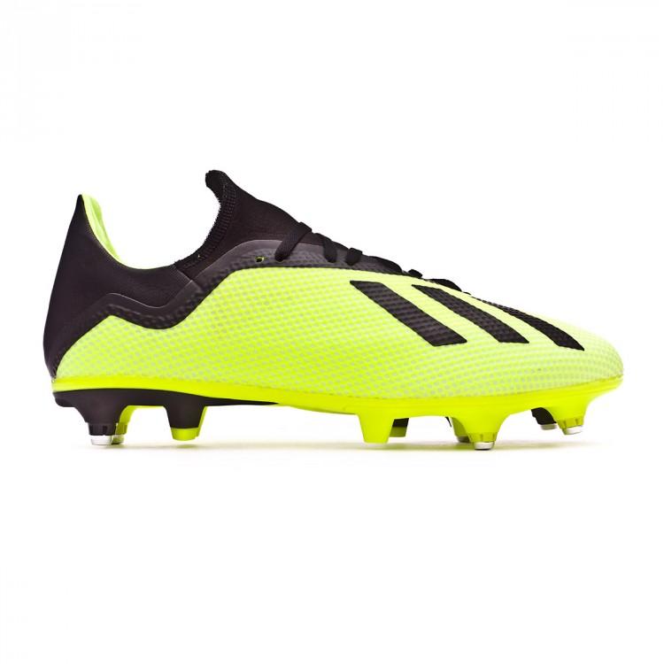 Chaussures de Football Adidas X 18,3 SG de l'Équipe de Mode