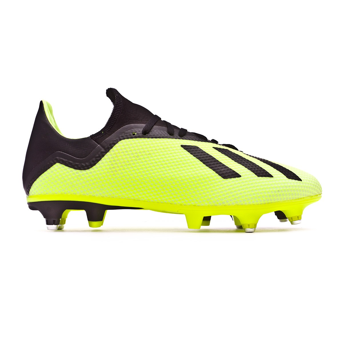 9703c62c7 Football Boots adidas X 18.3 SG Solar yellow-Core black-White - Tienda de  fútbol Fútbol Emotion