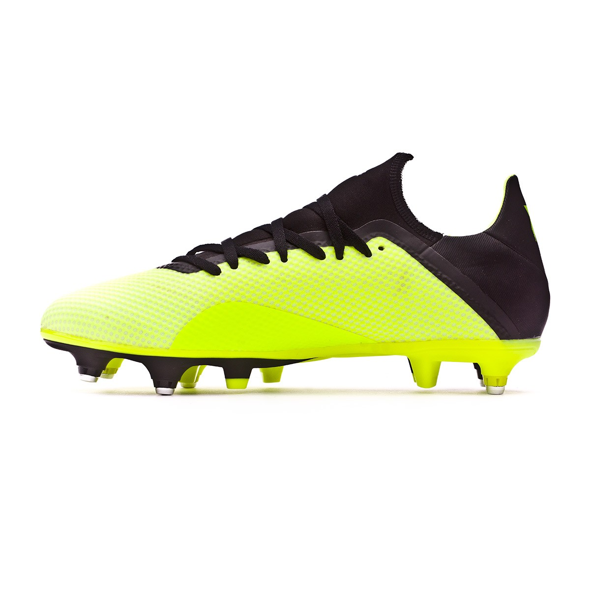 Bota X 18.3 SG Solar yellow Core black White
