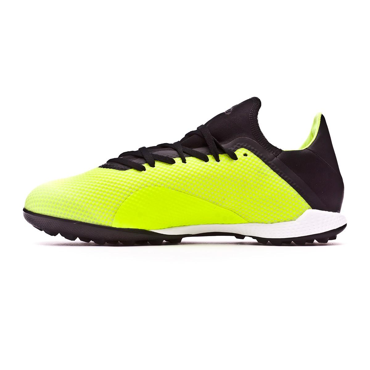 free shipping f9753 ba94a Football Boot adidas X Tango 18.3 Turf Solar yellow-Core black-White -  Football store Fútbol Emotion