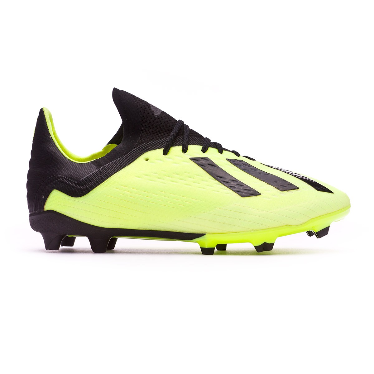 a17902ed6 Football Boots adidas Kids X 18.1 FG Solar yellow-Core black-White - Tienda  de fútbol Fútbol Emotion