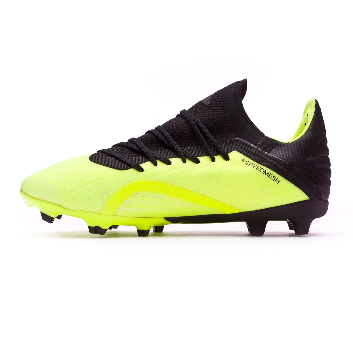 new concept 1242c af6e1 Football Boots adidas Kids X 18.1 FG Solar yellow-Core black-White - Tienda  de fútbol Fútbol Emotion
