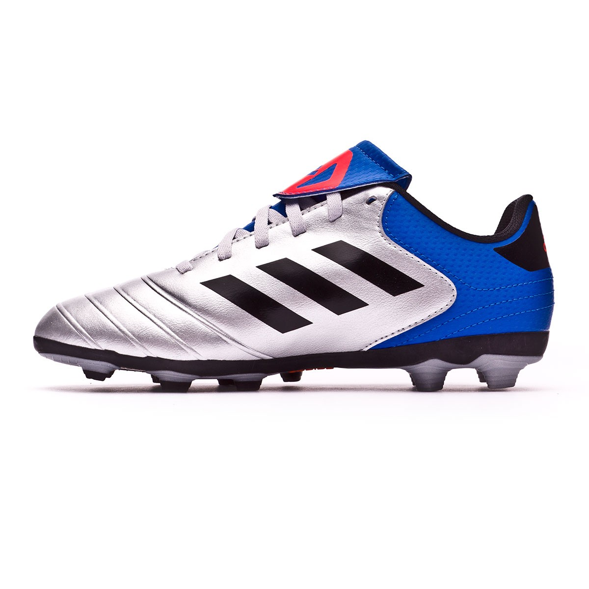 factory authentic 6dd30 82221 ... Bota Copa 18.4 FxG Niño Silver metallic-Core black-Football blue.  CATEGORY