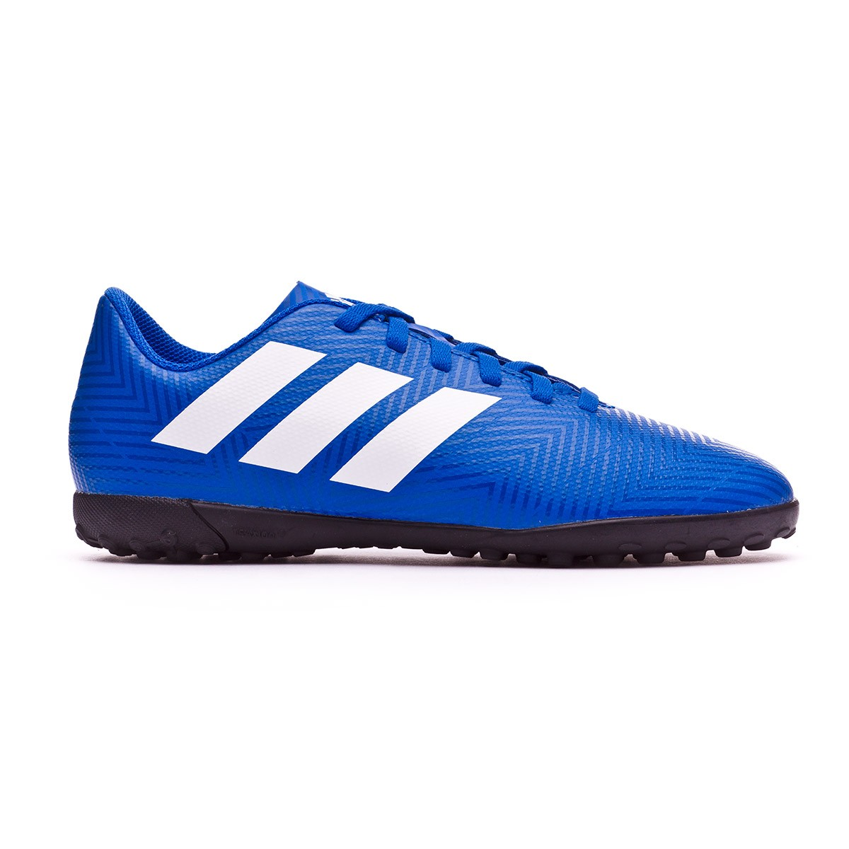 90831a7f1d8ff Tenis adidas Nemeziz Tango 18.4 Turf Niño Football blue-White-Football blue  - Tienda de fútbol Fútbol Emotion