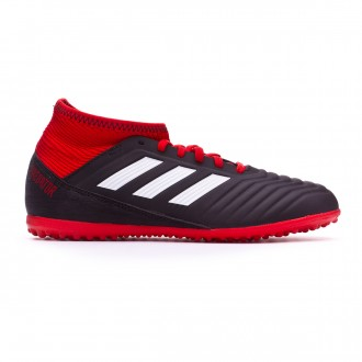 Scarpe adidas Predator Tango 18.3 Turf Junior Core black-White-Red