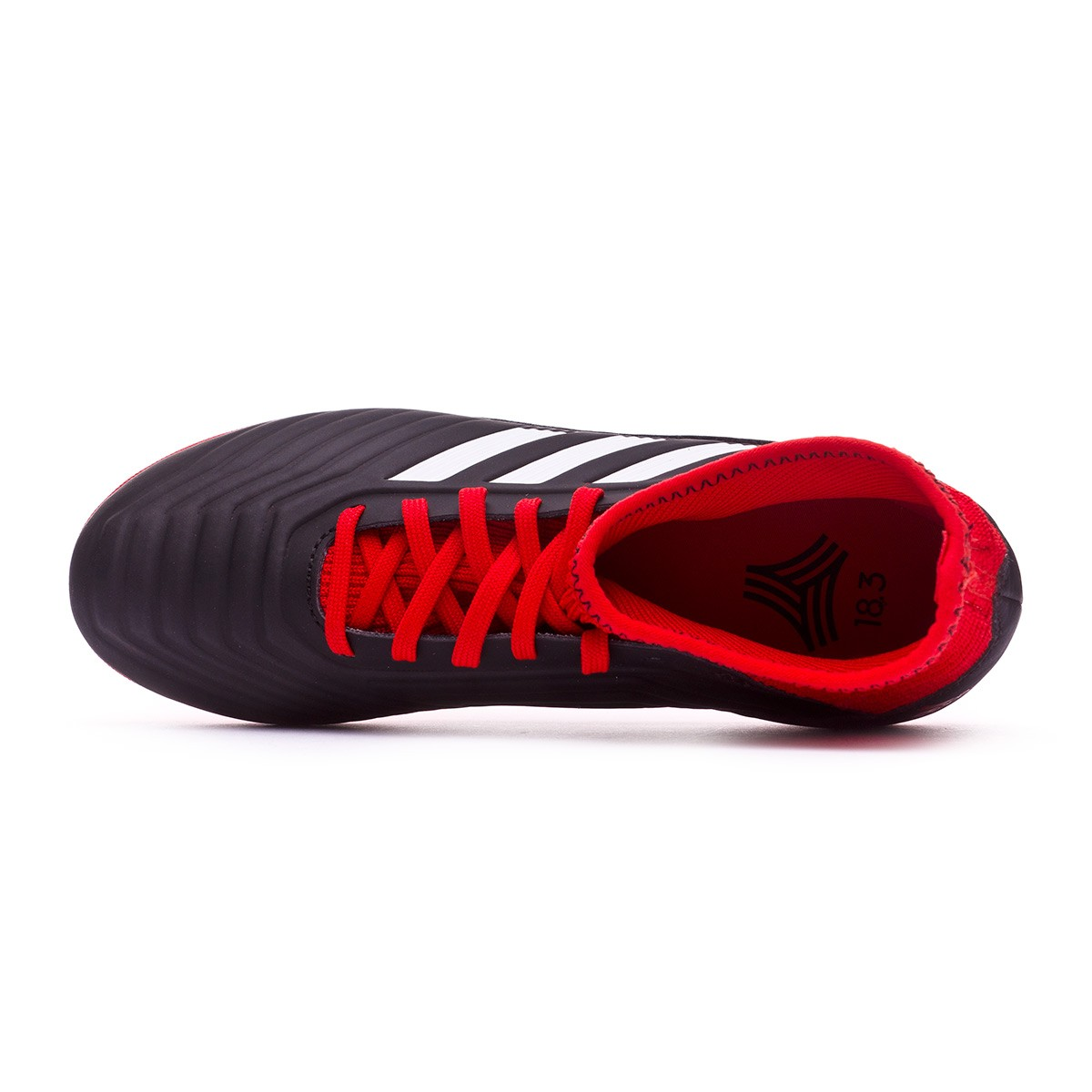 official photos 035ea 2e5be Football Boot adidas Kids Predator Tango 18.3 Turf Core black-White-Red -  Football store Fútbol Emotion